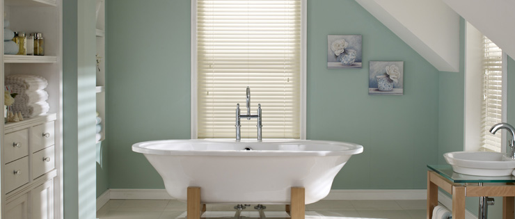 Bathroom PVC Blind