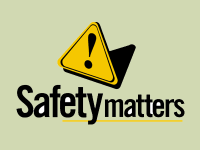 Safety Sign for The Shutter man
